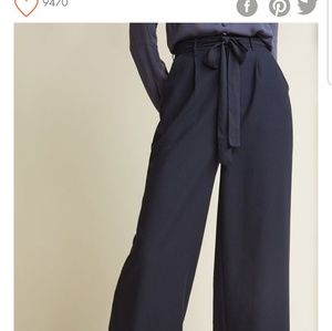 Modcloth The Savannah Pant Navy
